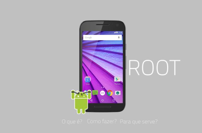 Root o que é?