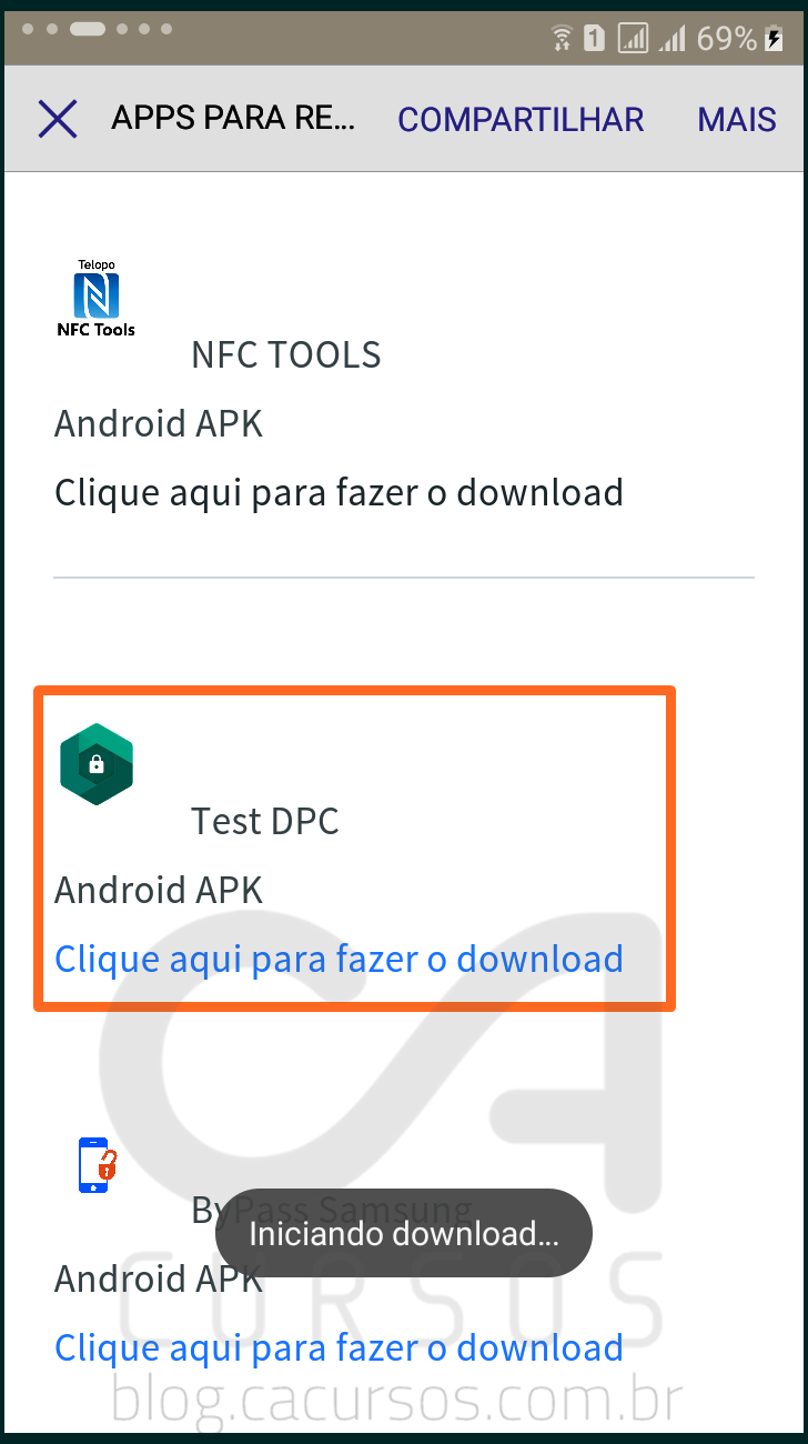 Test DPC Install Download For Android Free - Test Dpc Apk