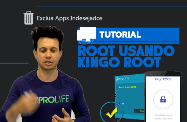 Root Usando Kingo Root – Metodo PC