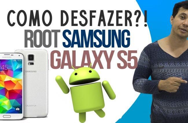 Como Desfazer Root Galaxy Samsung S6