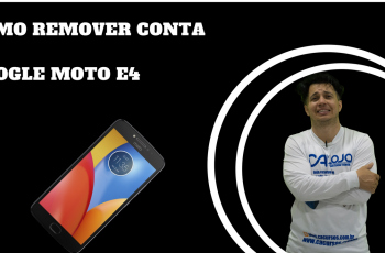 Como remover conta Google Moto E4 e E4 PLus Android 7.1.1  usando NCKDongle