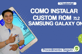 Como instala custom rom 7.1.2 no Samsung Galaxy On7 (SM-G600FY)