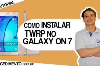 Como instalar TWRP no Samsung Galaxy On7 (SM-G600FY) Android 6.0.1 Patch 1 de Dezembro de 2016
