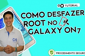 Como Desfazer Root no Samsung Galaxy On7 (SM-G600FY)