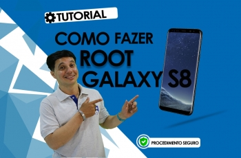 Como fazer Root Galaxy S8 (SM-G950FD) Android 7.0 Patch 01-12-17